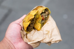 jamaican meat pie $5